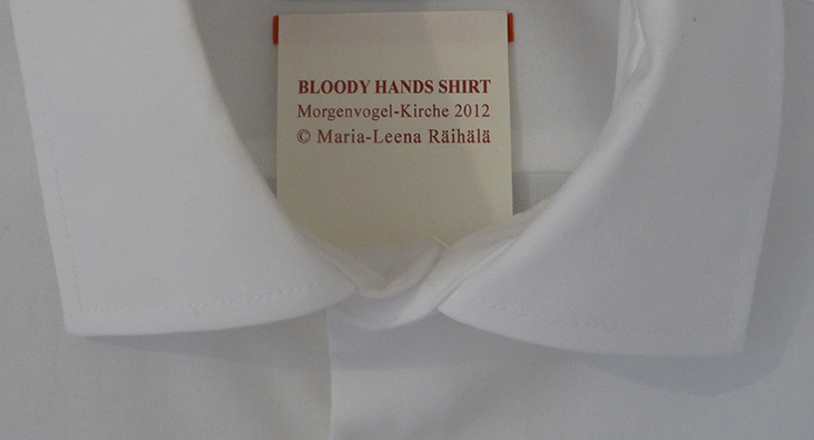 Bloody Hands Shirt