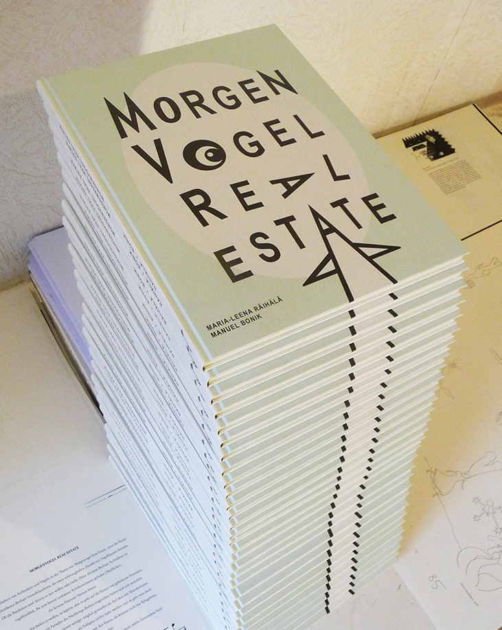 Morgenvogel Real Estate Buch