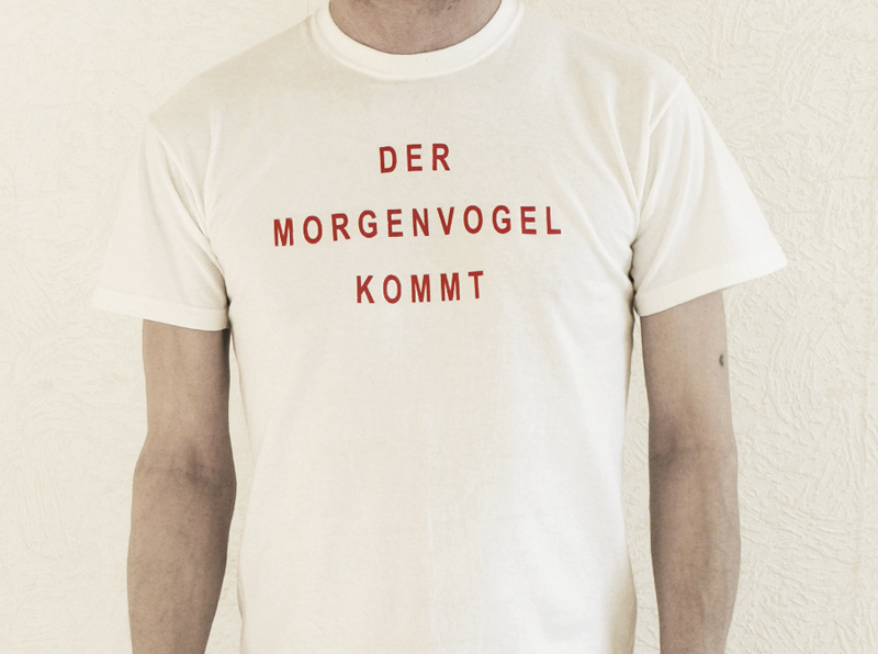 T-Shirt, Morgenvogel